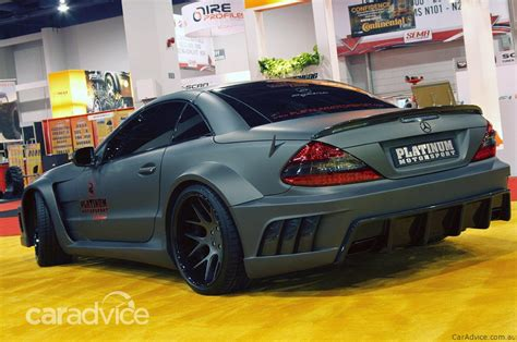 This car comes with £50,000 cash included in the price of your ticket. Mercedes-Benz SL65 AMG Black Series by Platinum ...