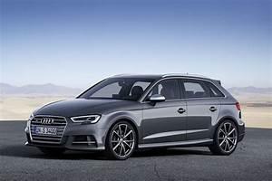 Audi S3 La Centrale : photos audi s3 sportback 2016 interieur exterieur ann e ~ Gottalentnigeria.com Avis de Voitures