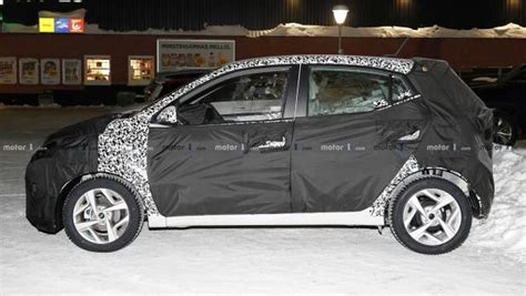Hyundai I10 2020 Motor Ausstattung by Hyundai I10 2020 Als Erlk 246 Nig Erwischt Motor At