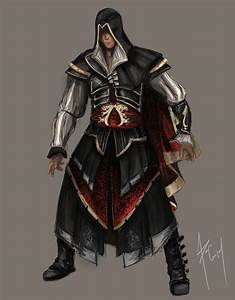 Assassin's creed - Altair armos concept. by diego1a on ...