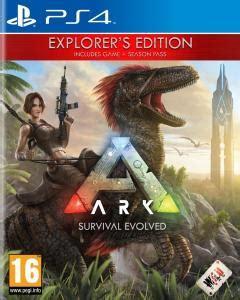 Posición nombre del producto precio marca. Ark: Survival Evolved, Explore's Edition para PlayStation 4 :: Yambalú, juegos al mejor precio