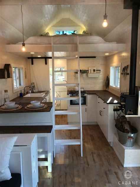 tiny house town cabane tiny cabin  sq ft