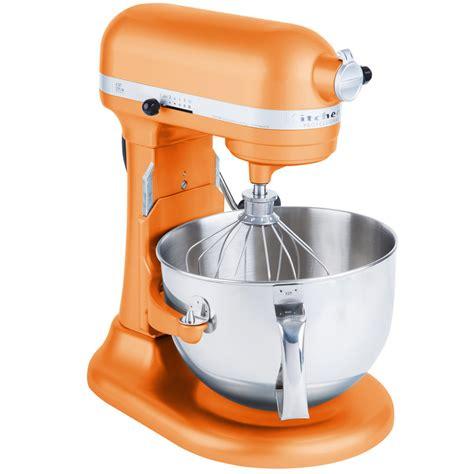 kitchenaid kpmxtg tangerine professional  series