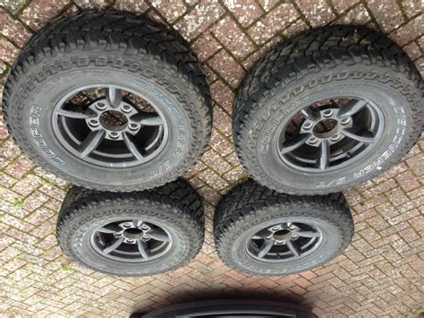 [sold] Challenger Wheels With