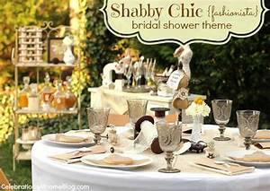 ideas for a shabby chic bridal shower celebrations at home With shabby chic wedding shower ideas