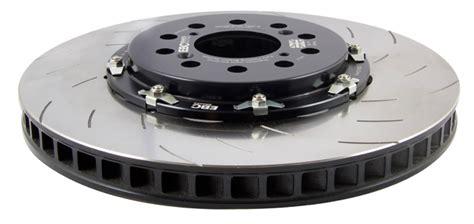 Ebc Racing Mk3 Focus Rs 2-piece Floating Brake Discs (pair