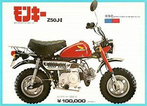 Honda Monkey Z50j Wiring Diagram : honda monkey z50j japanese honda brommers en motorfietsen ~ A.2002-acura-tl-radio.info Haus und Dekorationen