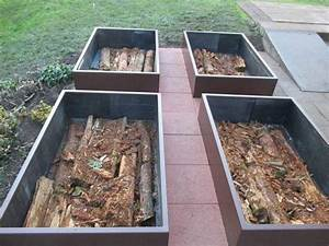 Bac En Bois Pour Potager : bac de plantation en bois pour potager survl com ~ Dailycaller-alerts.com Idées de Décoration