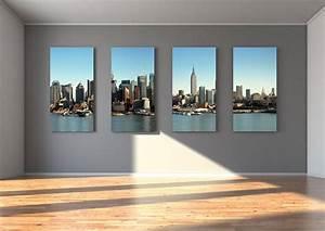 Bilder Mit Rahmen Für Wohnzimmer : bedruckte foto leinwand ~ Lizthompson.info Haus und Dekorationen