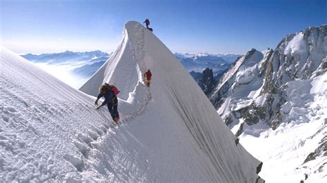 climate change  making mountaineering  dangerous