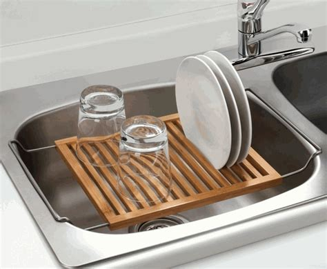 kitchen drying rack for sink best 25 dish drying racks ideas on 8054