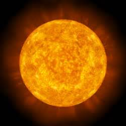 Gallery For > Sun Texture