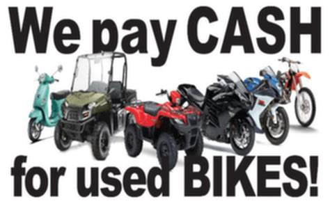 Buy Used by For Motorcycles San Diego We Buy Motorcycles For