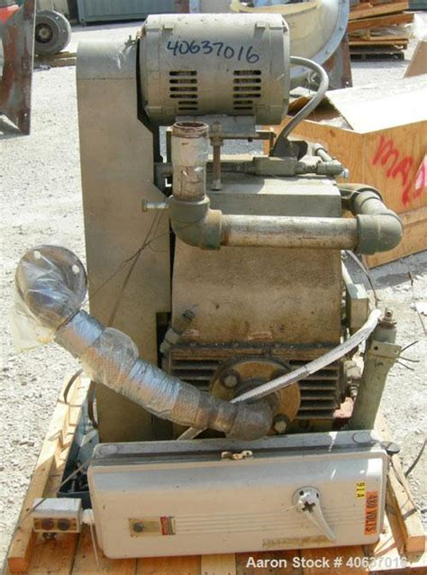 used kinney rotary piston vacuum pump ktc