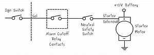 Solenoide Switch To Starter Wiring Diagram Simple
