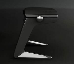 Futuristic Grand Piano Chair by Peugeot Design Lab for ...