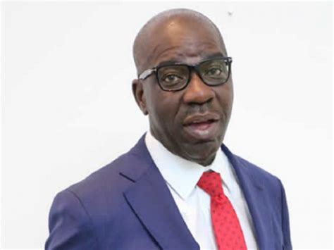 Edo Governor, Obaseki Reveals Why He's Yet To Appoint