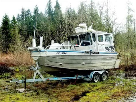 Used Fishing Boats For Sale Bc used commercial fishing boats for sale in bc used