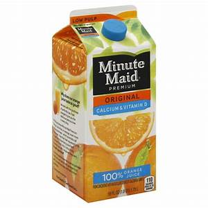Kroger: Minute Maid Orange Juice Only $0.99! - Become a ...