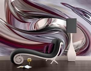 Aus Welchen Farben Mischt Man Lila : 3d tapete f r eine tolle wohnung ~ Orissabook.com Haus und Dekorationen
