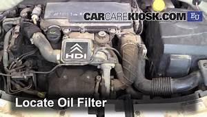 Changer Batterie C3 Picasso : oil filter change citroen c3 2002 2009 2004 citroen c3 sx 1 4l 4 cyl turbo diesel ~ Medecine-chirurgie-esthetiques.com Avis de Voitures
