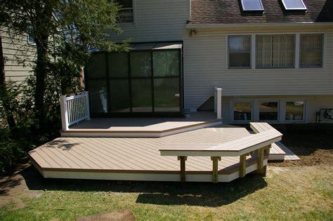 composite plastic  wood decking    choose