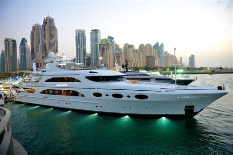 Yacht And Boat Show by Dubai International Boat Show To Showcase 30 Luxury Boats