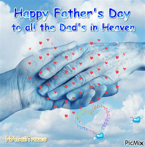 Most our father loves to go on a fishing trip and it is believed that if we try these kinds of this on father's day then it will be the best ways to celebrate this day. Happy Father's Day in Heaven - PicMix