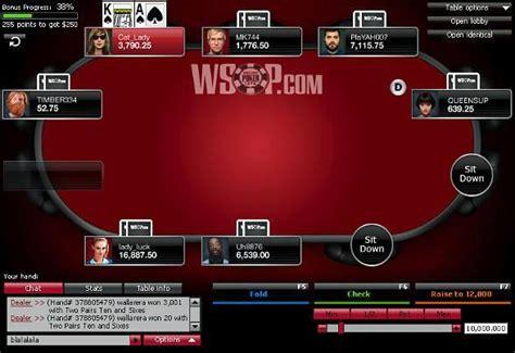 Wsopcom Online Poker Launching September 19 To Nevada