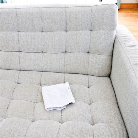 Cleaning Couches by Several Hacks For Cleaning A Fabric Sofa