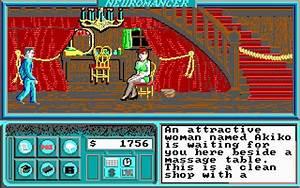 Download Neuromancer Adventure For Dos  1989