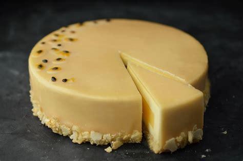 entremet marakuja kokos - Kraina Sosny | Desserts, Food, Sweet