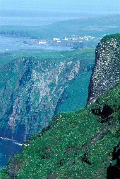 Pribilof Islands Island Alaska George St Saint