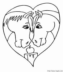 Dessin Saint Valentin : saint valentin coloriages en ligne pour enfants ~ Melissatoandfro.com Idées de Décoration