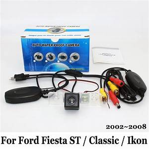Car Rear View Camera For Ford Fiesta St    Classic    Ikon