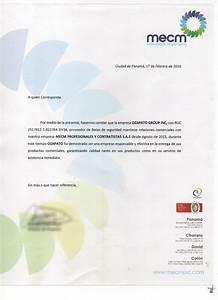 Cartas De Referencias Personal Carta De Recomendación Mecm Ozapato 1 Ozapato Panama
