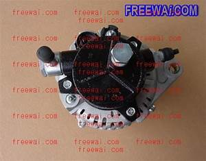 Alternator For Isuzu 4hf1 4hj1 4hg1 4jb1 Engine On Elf Npr