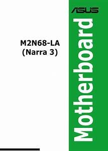 Asus M2n68 La Users Manual 820197 Manualslib Makes It Easy