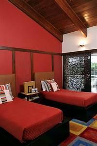 15, Incredible, Red, Bedroom, Design, Ideas