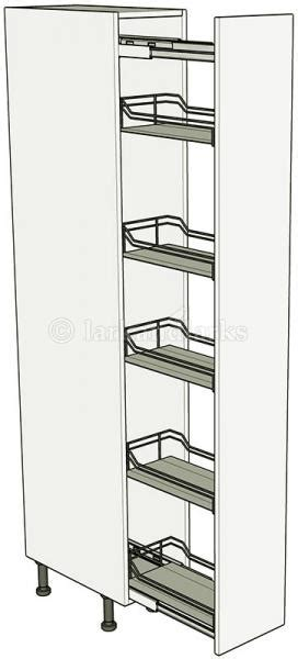 kitchen pull out storage units med storage pull out larder 1970h lark larks 8401