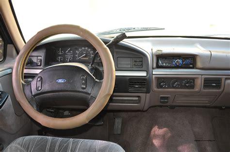 1996 ford bronco interior 1993 ford bronco eddie bauer review rnr automotive