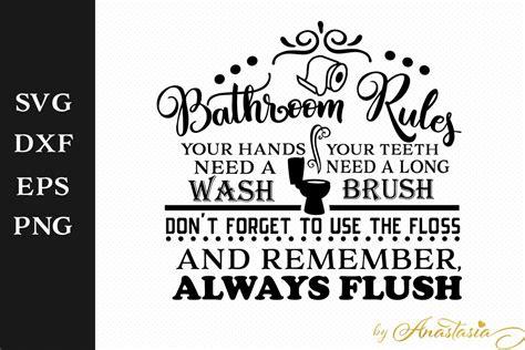 bathroom design templates bathroom svg cut file by font bun design bundles