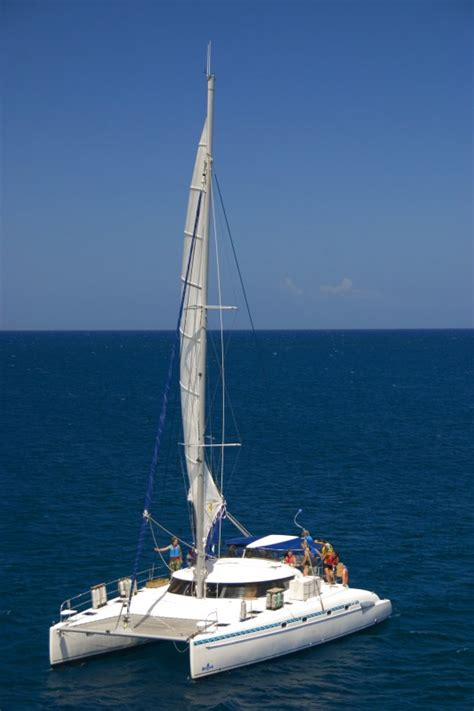 Catamaran Ride Barcelona by Monohull Catamaran Or Motor Boat Sailing Choices