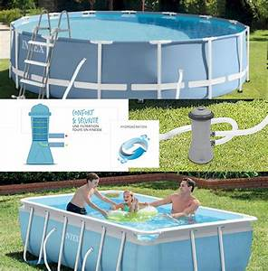 Piscine Intex Hors Sol : branchement pompe piscine hors sol intex elegant ~ Dailycaller-alerts.com Idées de Décoration