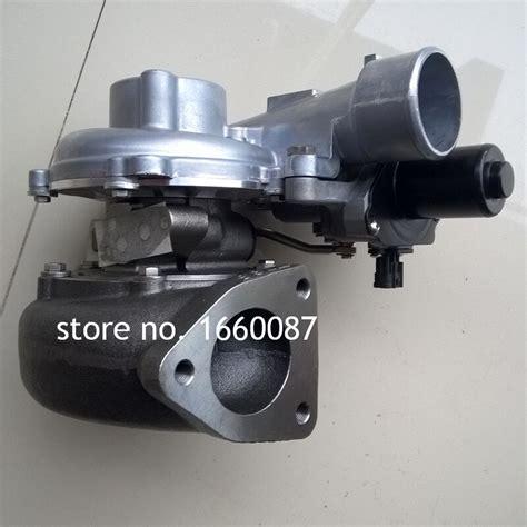 1kd ftv engine ct16v turbocharger 17201 30110 17201 0l040 turbo with solenoid valve for toyota
