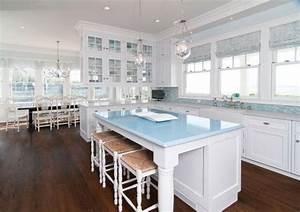 32 Amazing Beach-Inspired Kitchen Designs DigsDigs