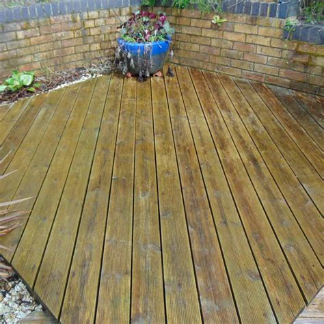cleaning decking with uk vortex cleaning decking cleaning telford