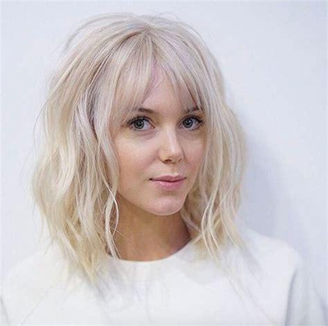 15 gorgeous medium length hairstyles for thin hair 2019