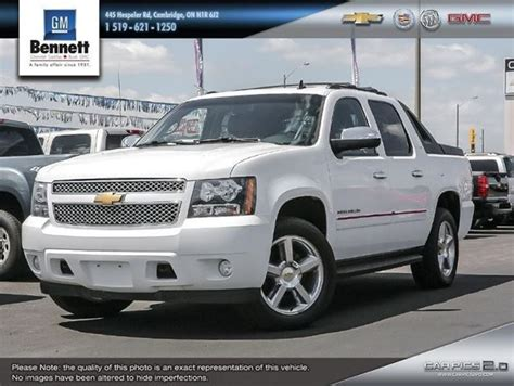 2012 chevrolet avalanche information and 2012 chevrolet avalanche ltz cambridge ontario car for