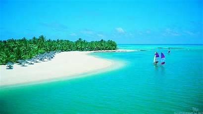 Mauritius Ocean Scene Wallpapers Beach Wallpapersafari Iwallhd